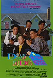 Dead Dudes in the House (1989) Poster - Movie Forum, Cast, Reviews