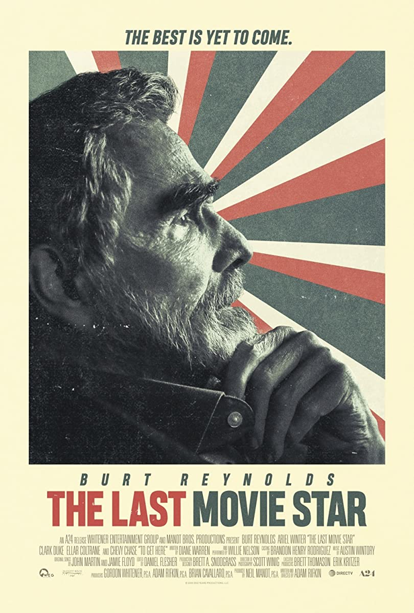 Paskutinė kino žvaigždė / The Last Movie Star (2017)