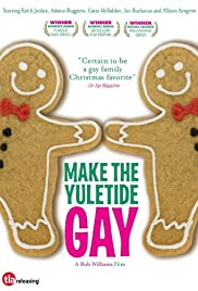 Make the Yuletide Gay Poster