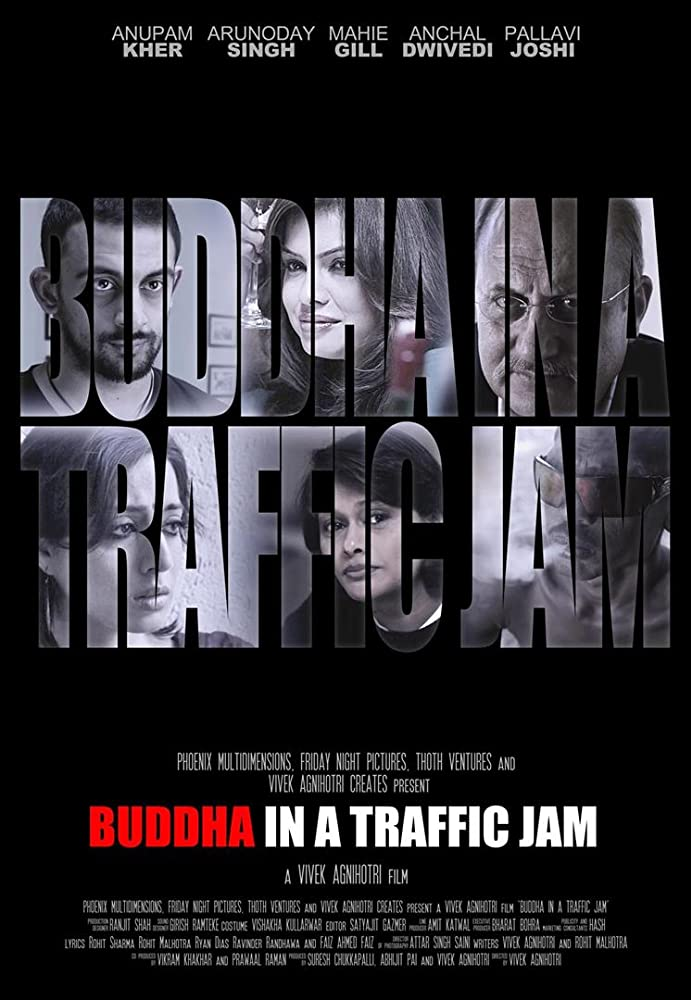 Buddha In A Traffic Jam 2016 720p HDRip Esub 700MB Free Download Watch Online Here
