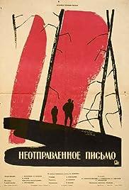 Letter Never Sent(1960) Poster - Movie Forum, Cast, Reviews