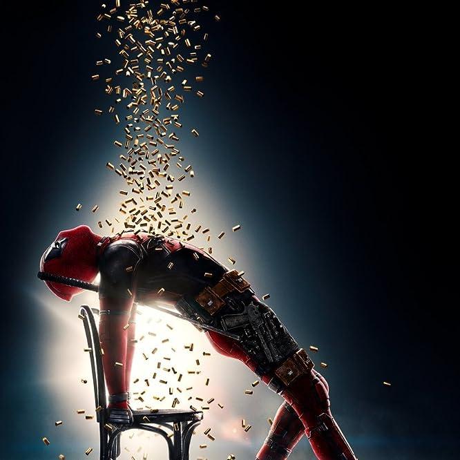 Ryan Reynolds in Deadpool 2 (2018)