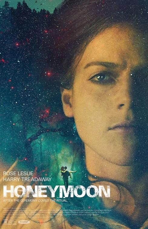 Honeymoon (2014) English Full Movie