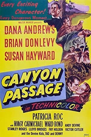 Permalink to Movie Canyon Passage (1946)