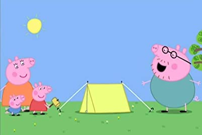 Peppa and her family go c&ing in the countryside. Daddy Pig is very excited he loves the great outdoors. They put up the tent make a c&fire and watch ...  sc 1 st  IMDb & Peppa Pig
