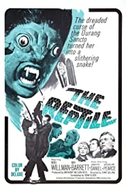 The Reptile(1966) Poster - Movie Forum, Cast, Reviews