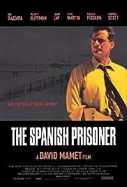 The Spanish Prisoner Poster