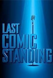 Last Comic Standing Poster