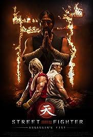 Street Fighter: Assassin's Fist Poster