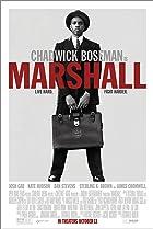 Marshall (2017) Poster