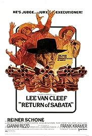È tornato Sabata... hai chiuso un'altra volta! Poster