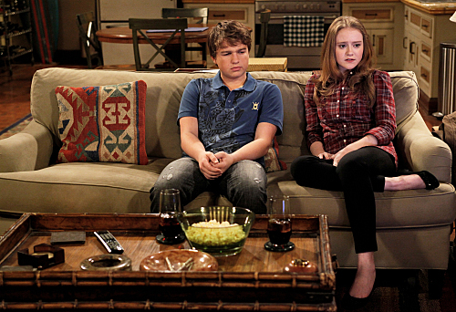 """Pictures & Photos from """"Two and a Half Men"""" Springtime on ..."""