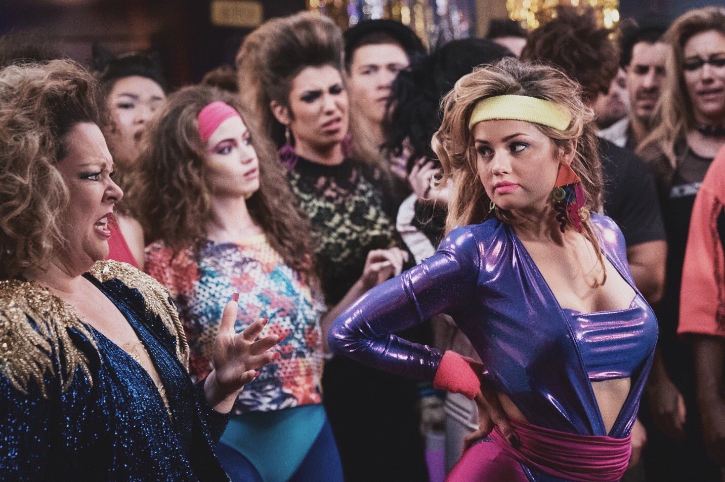 Melissa McCarthy and Debby Ryan in Life of the Party (2018)