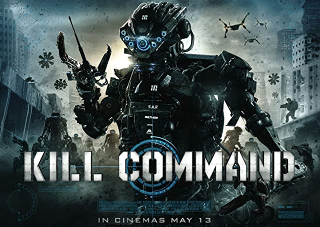 Kill Command 2016 English 720p BluRay 700MB Free Download watch Online