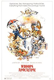 Whoops Apocalypse Poster