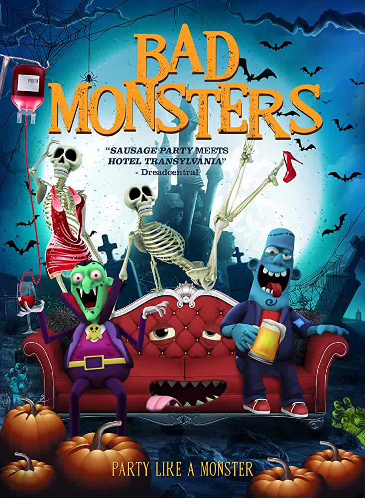 Bad Monsters (2018)