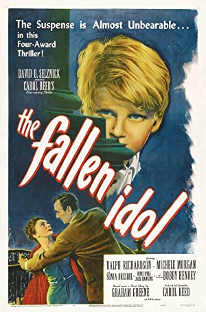 Permalink to Movie The Fallen Idol (1948)