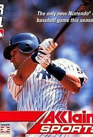 All-Star Baseball 2001 Poster