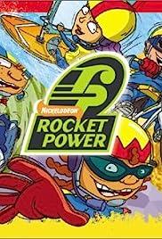 Rocket Power Poster