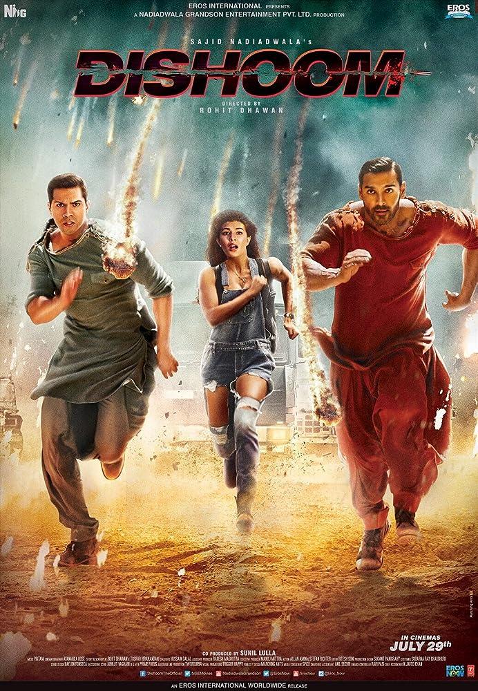 Dishoom (2016) Bollywood Movie
