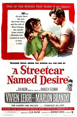 A Streetcar Named Desire poster