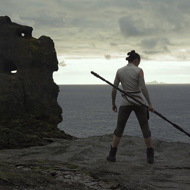 Daisy Ridley in Star Wars: The Last Jedi (2017)