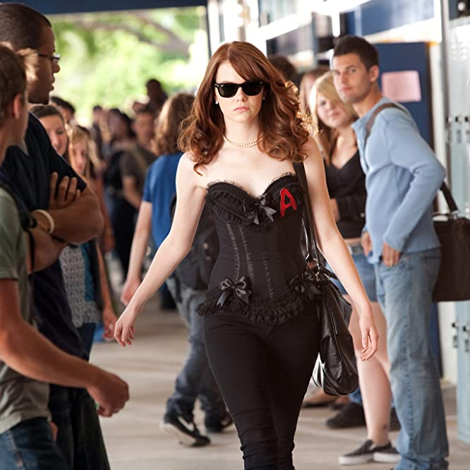 Emma Stone in Easy A (2010)