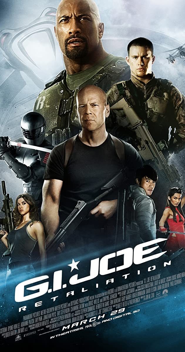 g i joe retaliation 2013 imdb. Black Bedroom Furniture Sets. Home Design Ideas