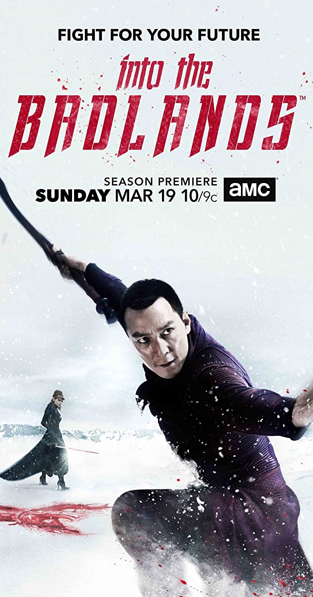 Dykynės 3 Sezonas / Into the badlands Season 3 (2018)