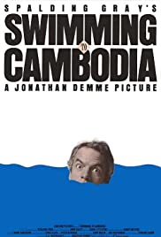 Swimming to Cambodia Poster