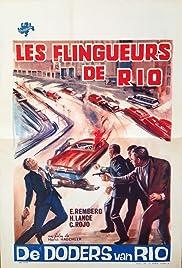 Mord in Rio Poster
