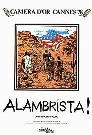Alambrista! Poster