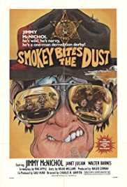 Smokey Bites the Dust(1981) Poster - Movie Forum, Cast, Reviews