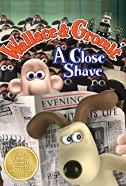 A Close Shave Poster
