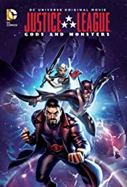 Justice League Gods And Monsters Video 2015 Imdb