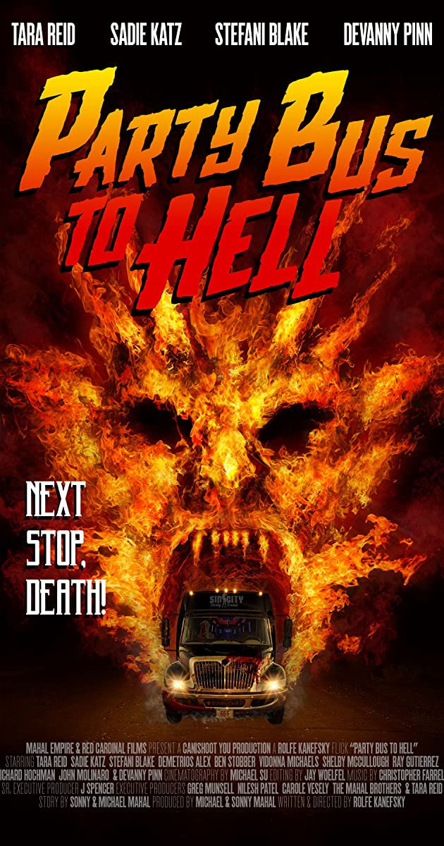 Party Bus To Hell 2017 Imdb