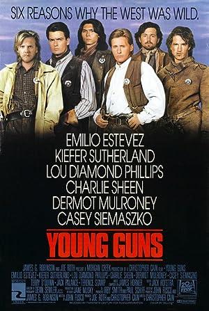 Young Guns poster