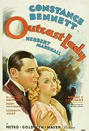 Outcast Lady(1934) Poster - Movie Forum, Cast, Reviews