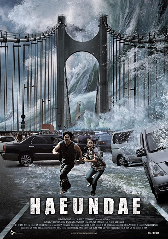 Tidal Wave (2009) Hindi Dubbed Movie