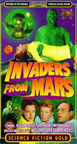 invaders from mars dvd-#28