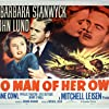 Barbara Stanwyck, Lyle Bettger, and John Lund in No Man of Her Own (1950)