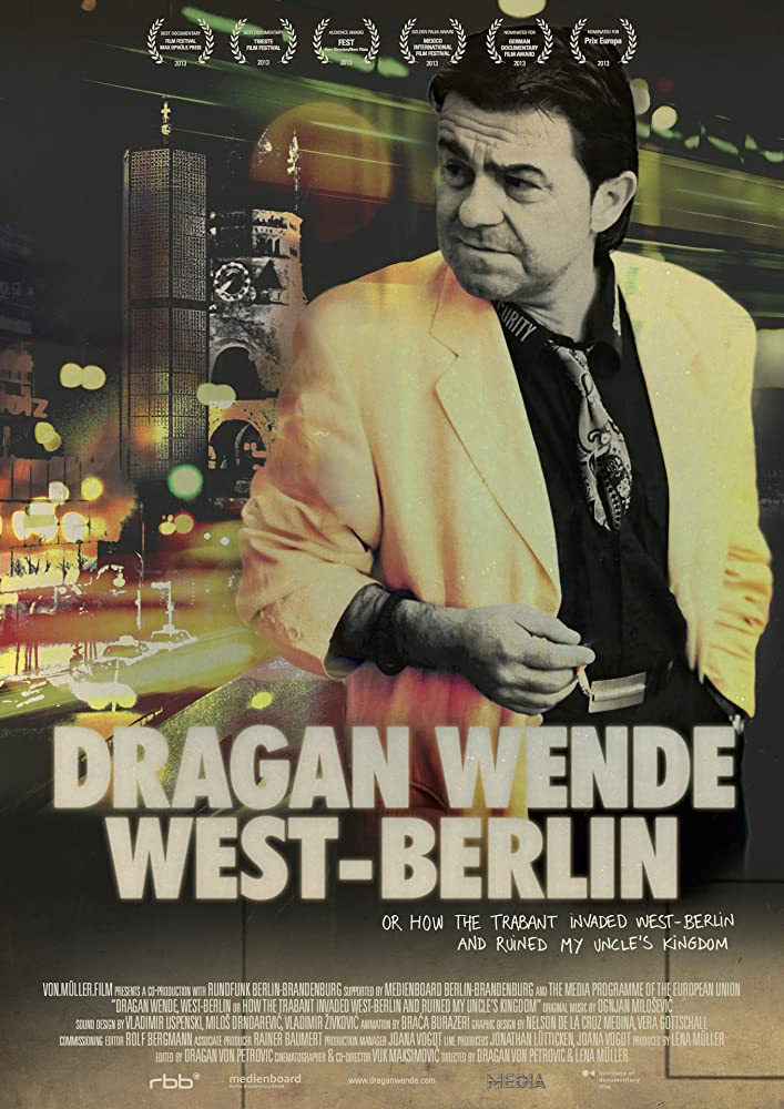 Dragan Wende - West Berlin (2014)