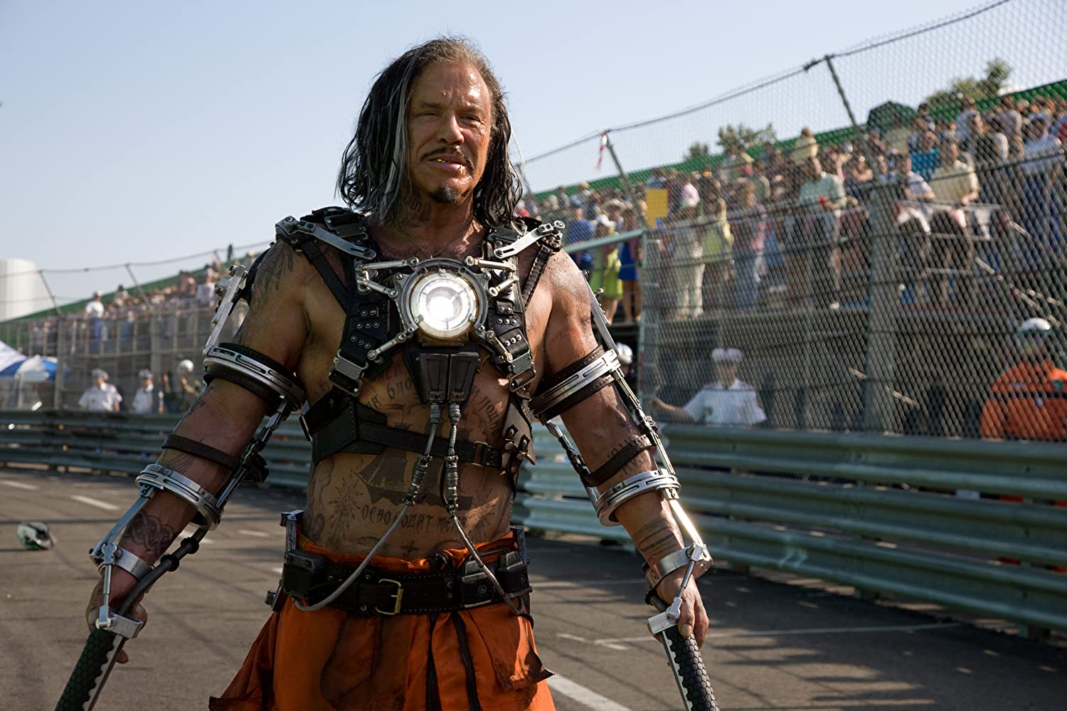 Mickey Rourke in Iron Man 2 (2010)