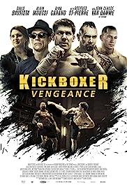 Kickboxer Vengeance Poster
