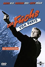 Der Fuchs von Paris Poster