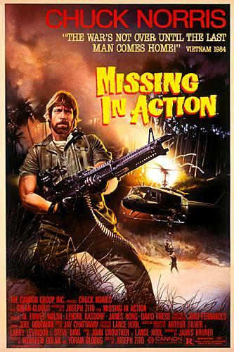 Missing In Action 3
