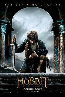 Hobbiten: Femhærerslaget (2014) Poster