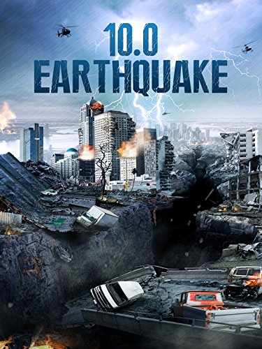 10.0 Earthquake Movie Poster