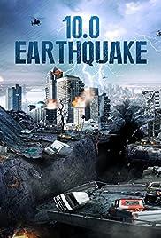 10 0 earthquake poster