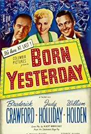Born Yesterday(1950) Poster - Movie Forum, Cast, Reviews